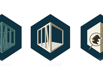Website icons for construction company