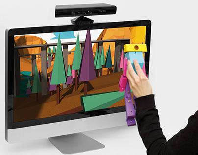 Analog grüßt Digital – einComputerspiel mit Basteledit