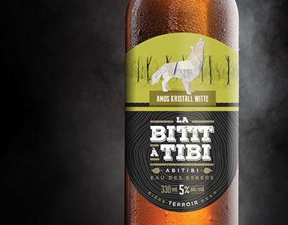 Microbrewery La Bittt à Tibi