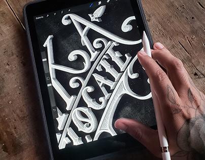 Digital Letterings