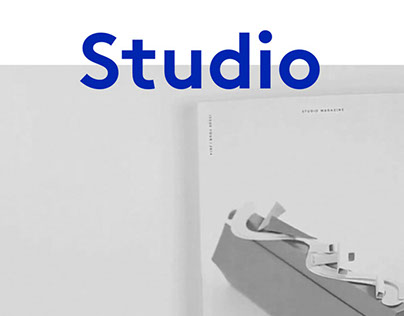 Studio Magazine Website