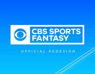 CBS FANTASY REDESIGN