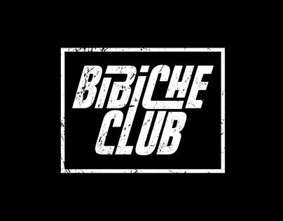 Bibiche Club - Identité Graphique