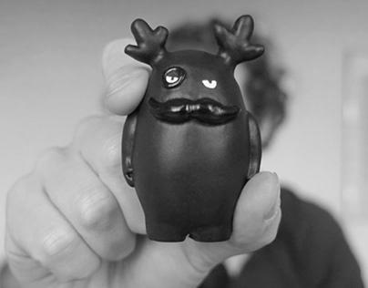 Grumpy Herman   Toys