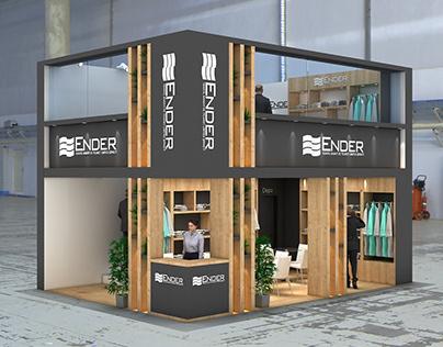 Exhibition Stand / Ender Tekstil