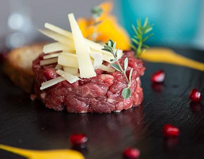 Food Photography for Casa Caldarelli