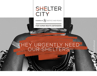 Shelter City | Branding & Webdesign