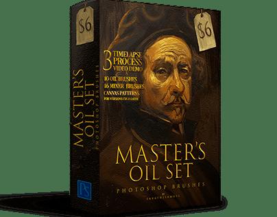 MASTER'S OIL