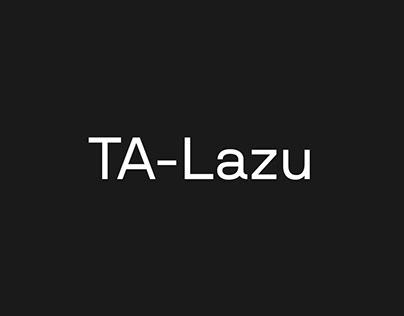 2019: Typeface / TA-Lazu