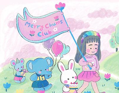 Merry Chums Club