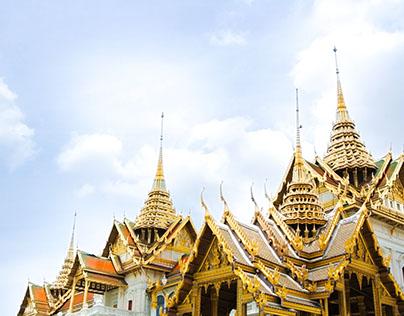 Wat Phra Kaew and Grand Palace: Bangkok, Thailand