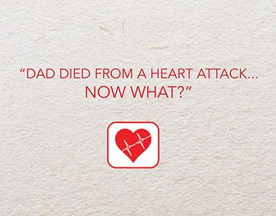 American Heart Association Non-Profit Ads