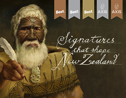 He Tohu - Signatures that Shape New Zealand