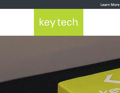Key Tech Wordpress Site