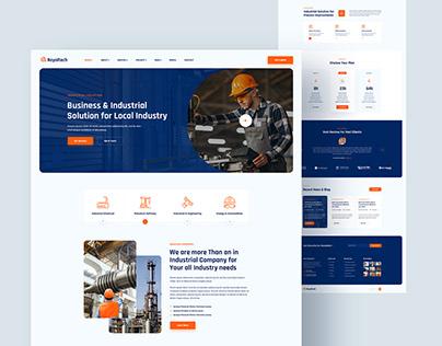 RoyalTech_Industrial Solution