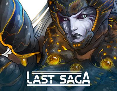 Last Saga · Uruhvel