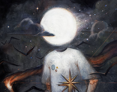 Moonboy and His Starguide