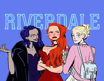 Riverdale Girls