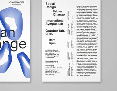 Social Design : Urban Change