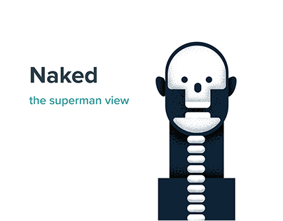 Naked - the superman view