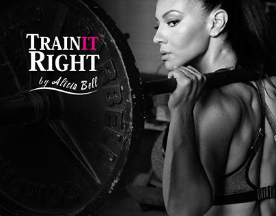 Logo for Fitness Trainer