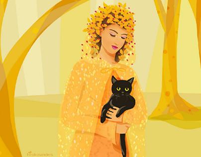 Queen of magical dreams