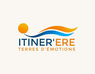 Création de logo pour un site de transport touristique