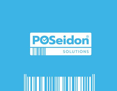 Poseidon Solutions rebrand & website design