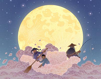 Book Cover: THE DREAMWEAVERS