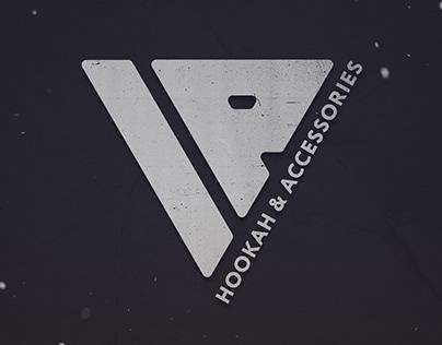 Logo for forhookah lounge LP