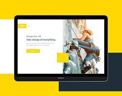 Impilo - Health | Web Interface
