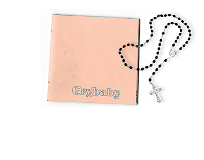 Crybaby: Risograph zine