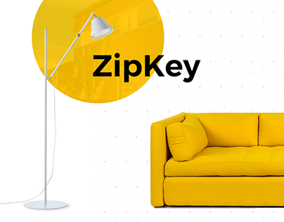 ZipKey Mobile Application for IOS & Android