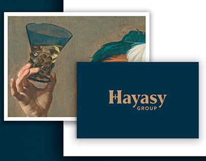 Hayasy Group Rebranding