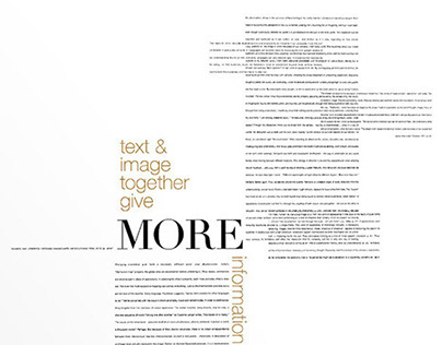 Typography 1: Final Poster