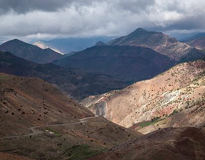 Maroc IV - Route R307