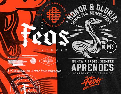 Feos Design Studio - Branding