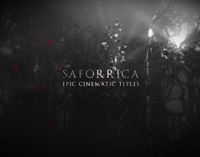 Saforrica - Trailer/Titles