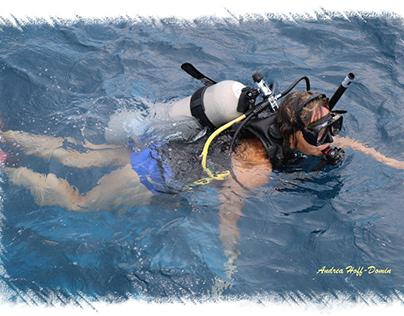 Andrea Hoff-Domin - Diving - Cayman Islands