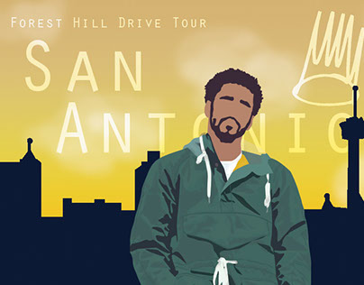 Dreamville - Forest Hill Drive Tour