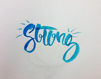 Compilado caligrafía.