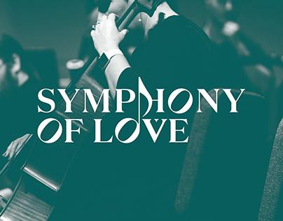 SYMPHONY OF LOVE: VISUAL IDENTITY DESIGN