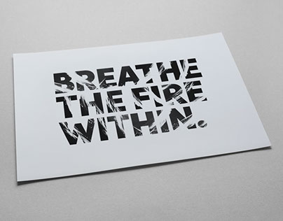 Breathe The Fire Within