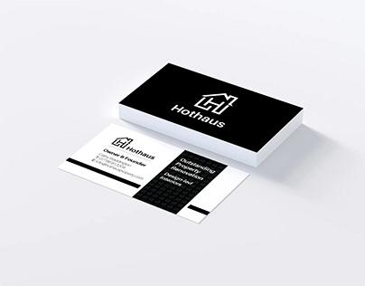 Hothaus | Logo & Brand Identity Design