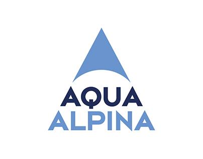 aqua alpina mineralwater