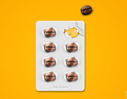 Coffee Conceptual Ads