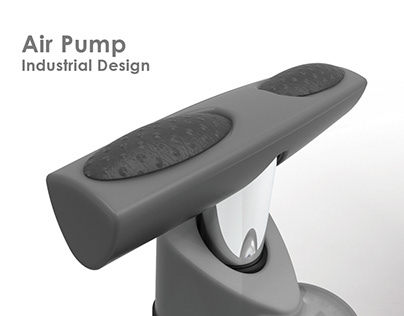 Industrial Design- Conventional Pump