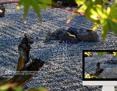 Zen Garden – Photos and Website