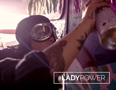 Lady Speed Stick - #LadyPower