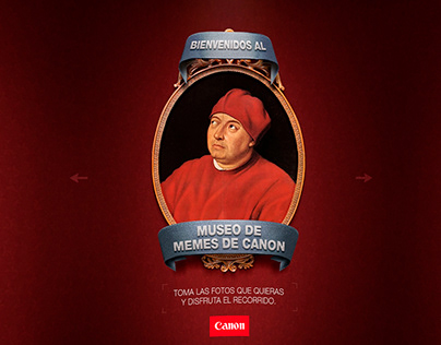 Museo de memes 360 - Canon Colombia
